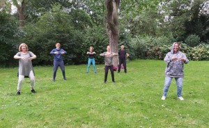 qi Gong Zuiderpark (3)